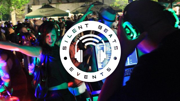 SILENT BEATS EVENTS ARE MAKING A LOT OF NOISE